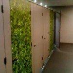HPL панели как декор стен, колон и потолка