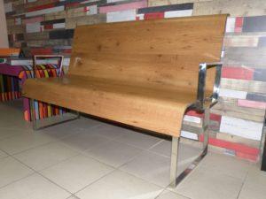 Мебель для улиц из HPL