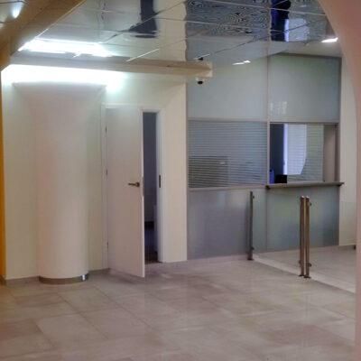 стеклянные и офисные перегородки для Mareven
