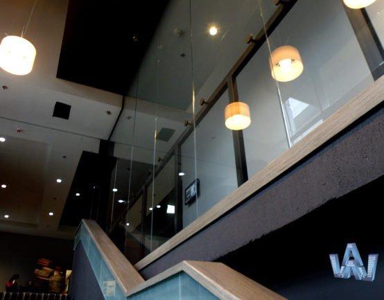 стеклянные перегородки для отелей