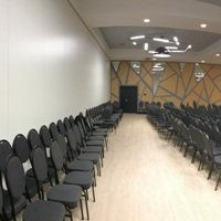 Раздвижные перегородки для конференц зала Mercure Hotel