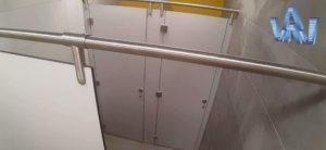 сантехнические перегородки из hpl