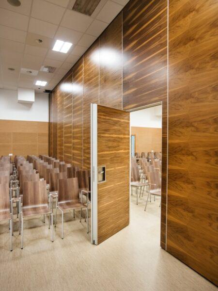 Мобільні стіни Optimal 110 однороликові